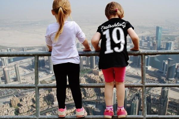 Dubaija plāno dot atlaides tūristiem ar bērniem