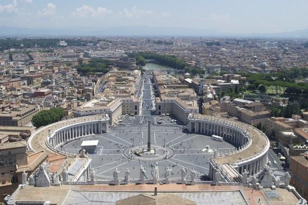 10. jūnijs vēsturē: Aprit 100 gadi, kopš Vatikāns