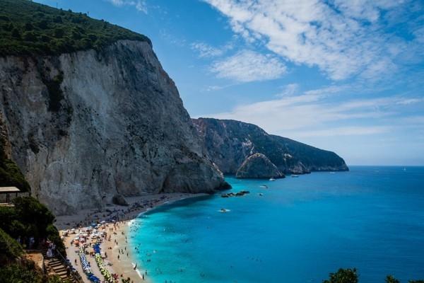 Sešas klusas, mazāk pazīstamas Grieķijas salas, ku