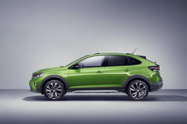 «Volkswagen» prezentē jauno kompakto krosoveru Tai