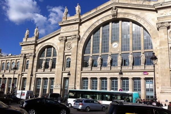 Atsakās no Parīzes Ziemeļu stacijas vērienīgās rek