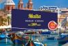 ✈️ MALTA Premium 8 dienas 👌
