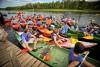 Ūdens tūrisms Daugavas lokos